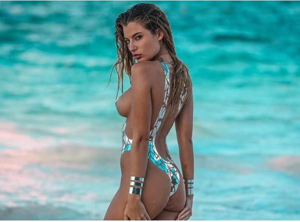 Atevida Moda AdhesivosLa InstagramBikini Con Que 'amenaza' LqMpGzjSUV