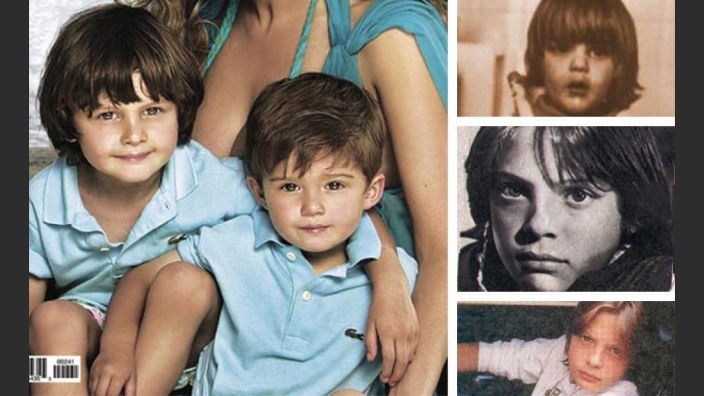 Aracely Arambula e hijos