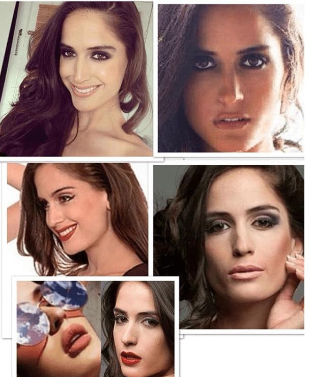 Novia de Maluma antes y después