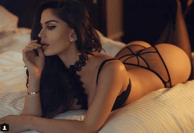 Natalia Barulich ropa interior