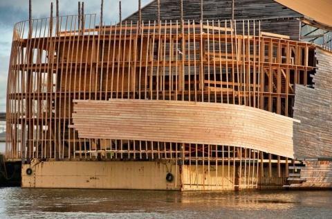 Embarcación, Arca de Noe