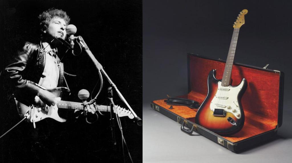 Guitarra Dylan