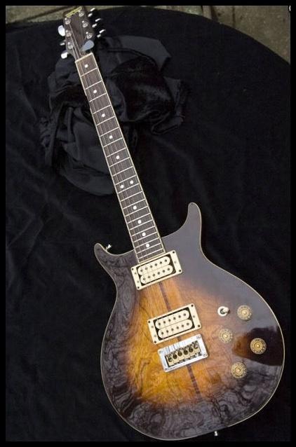 Guitarra Marley