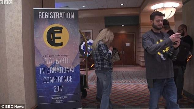 Conferencia 2017 tierra plana