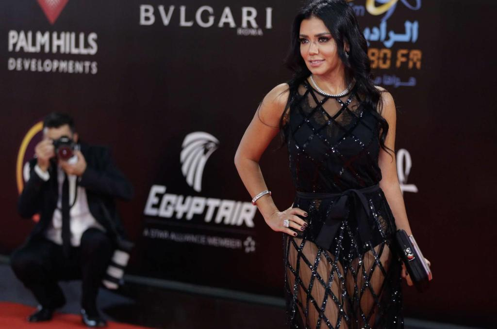 actriz de Egipto