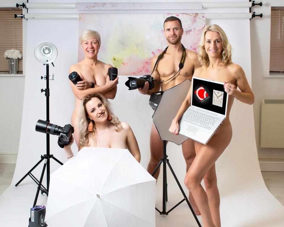 Calendario desnudo