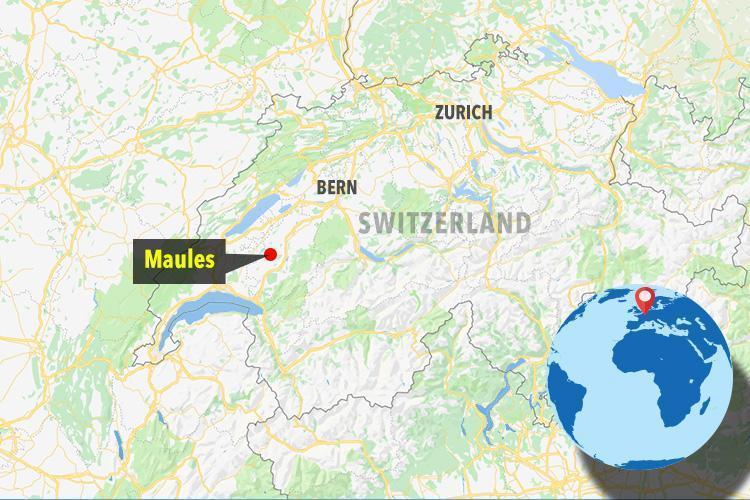 Pueblos de Suiza