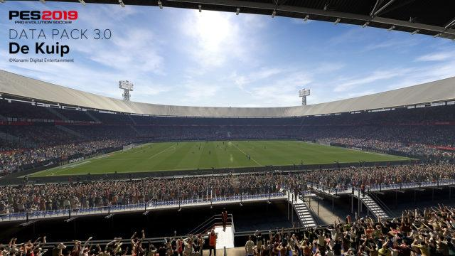Estadio De Kuip PES 2019