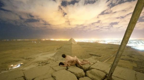 Sexo pirámide