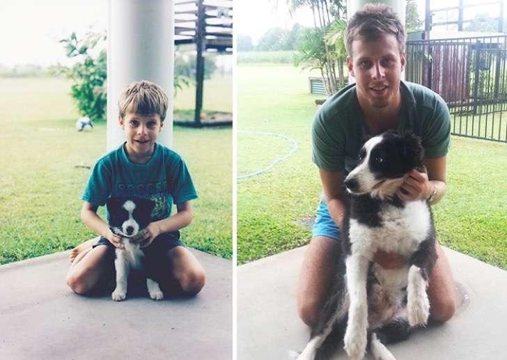 Dueños y mascotas