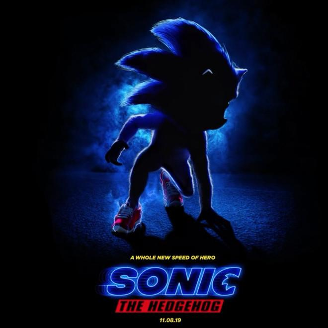 Sonic Póster