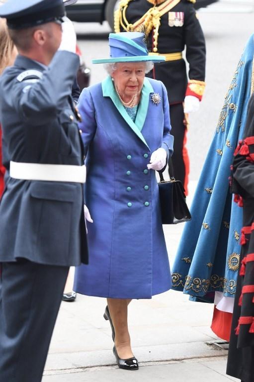 zapato, familia real