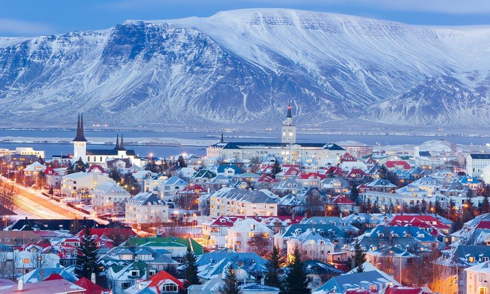 Islandia paisaje