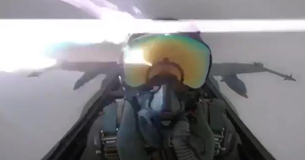 Rayos avión