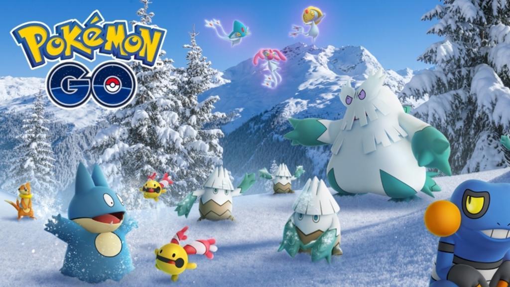 Lake Pokemon Go Trio