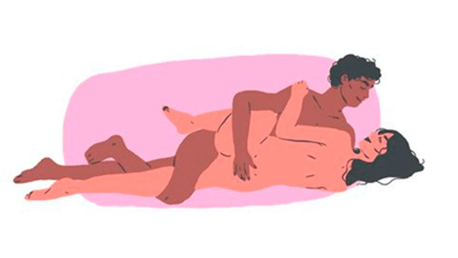 What is the best sex position to make a woman orgasm