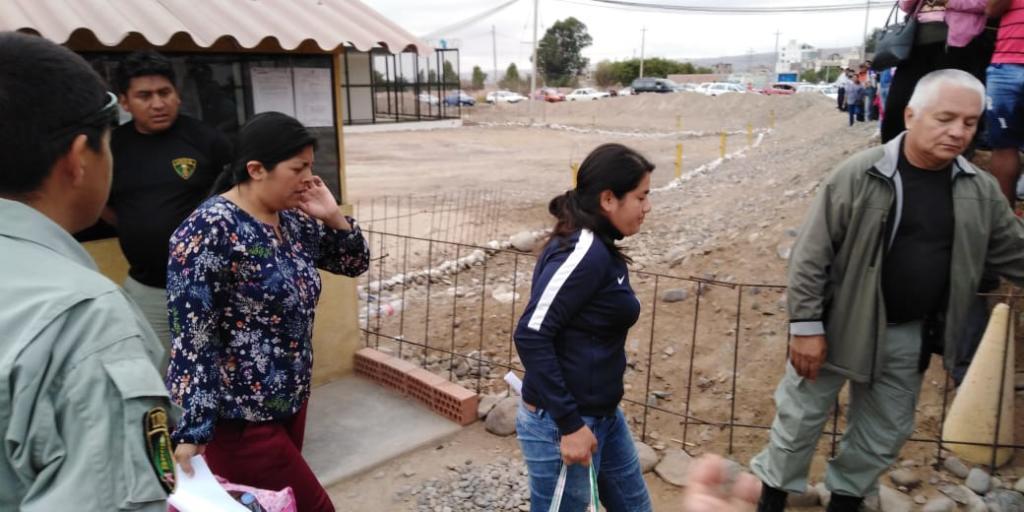 Los limpios de Tacna