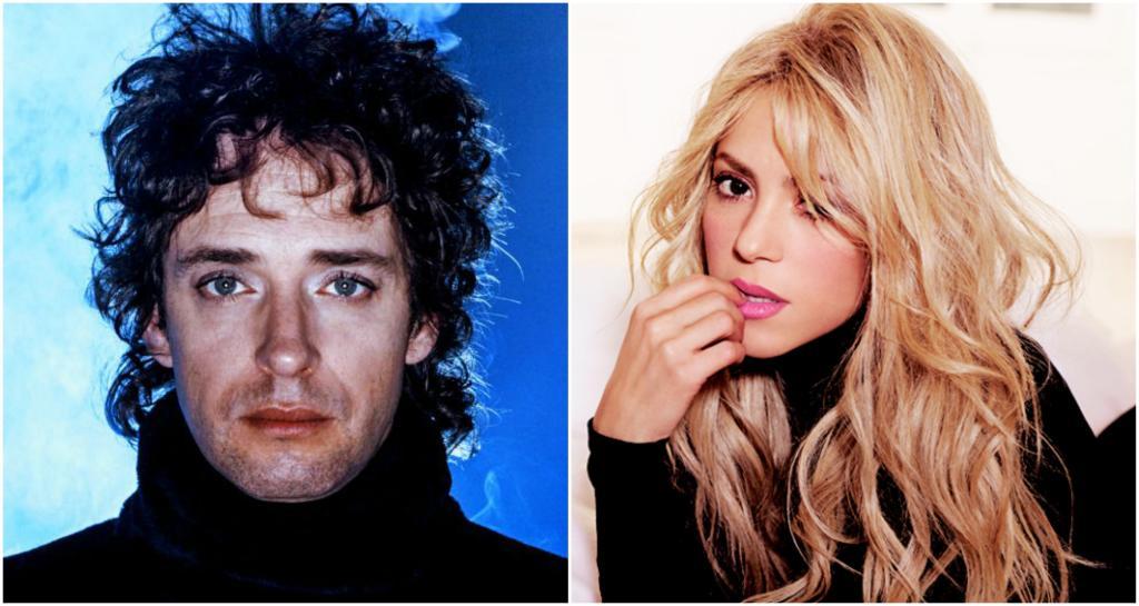 Shakira Gustavo Cerati