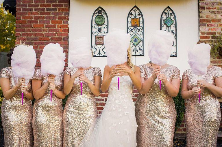 Una nueva moda para novias en redes sociales
