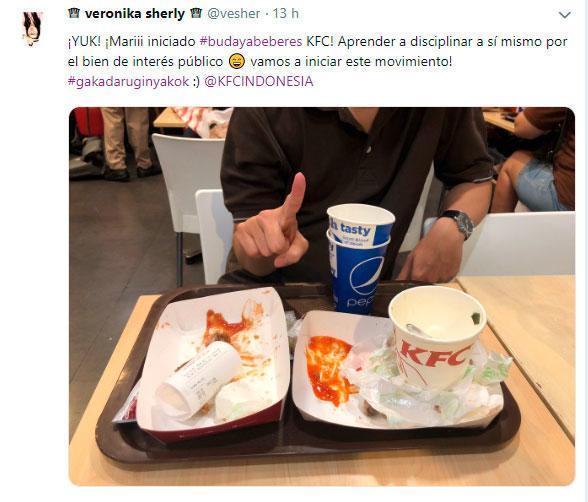 KFC en redes sociales levanta polémica