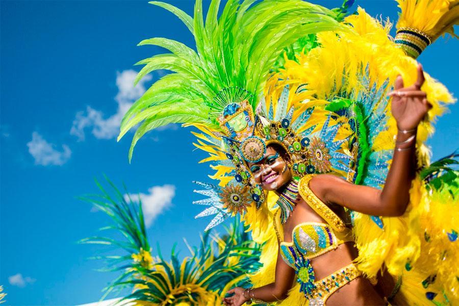 Carnaval de Aruba en Twitter