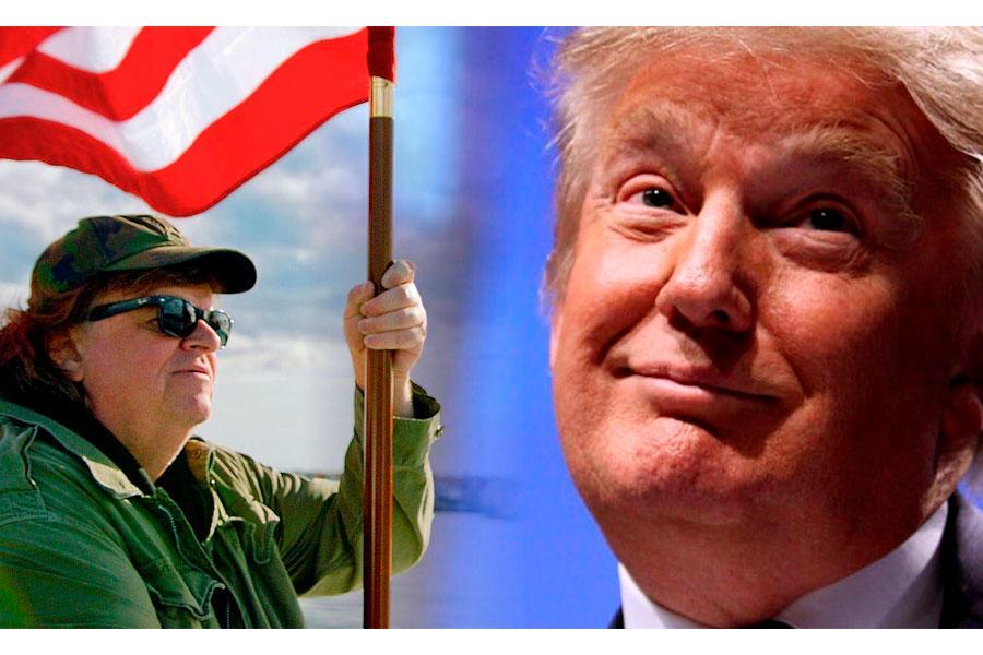 Donald Trump nominado a los Razzie