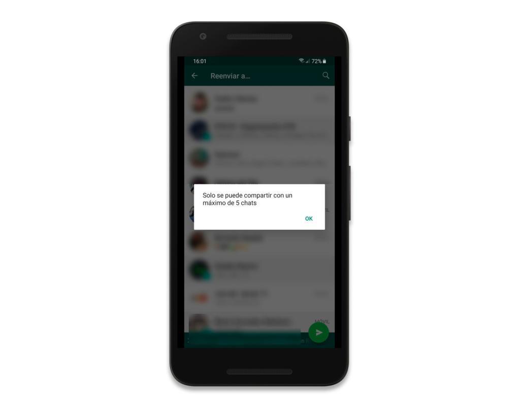 WhatsApp contra las Fake News