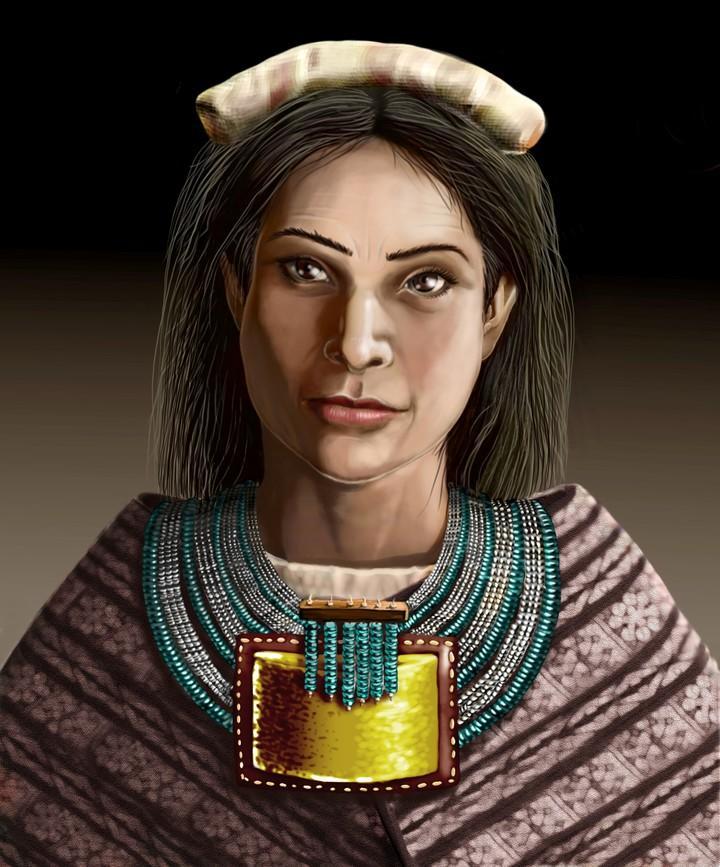 Mujer inca