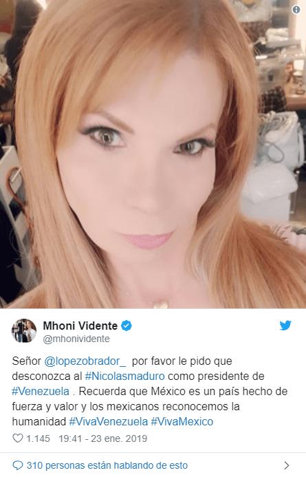 Mhoni Vidente