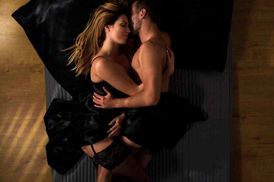 Qué llama la atención de los hombres durante el sexo