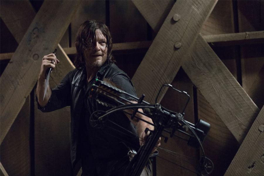 Fox difunde imágenes ineditas de The Walking dead
