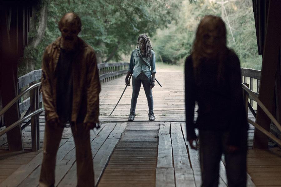 Fox difunde imágenes inéditas de The Walking Dead
