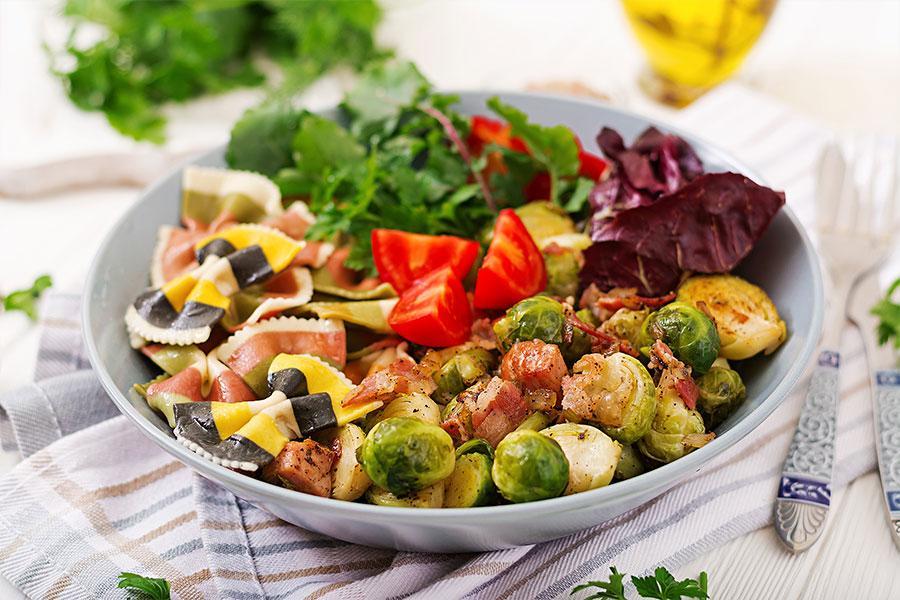 Las mejores ensaladas de Lima