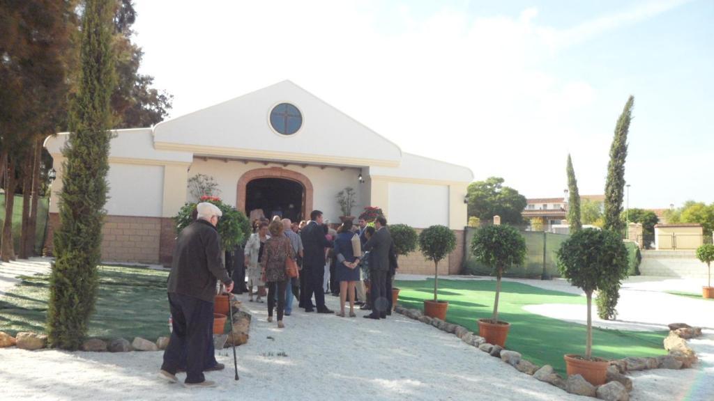 Cementerio Parque Solar del Señor