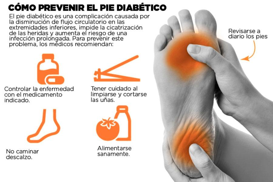 Resultado de imagen para prevenir heridas en el pie
