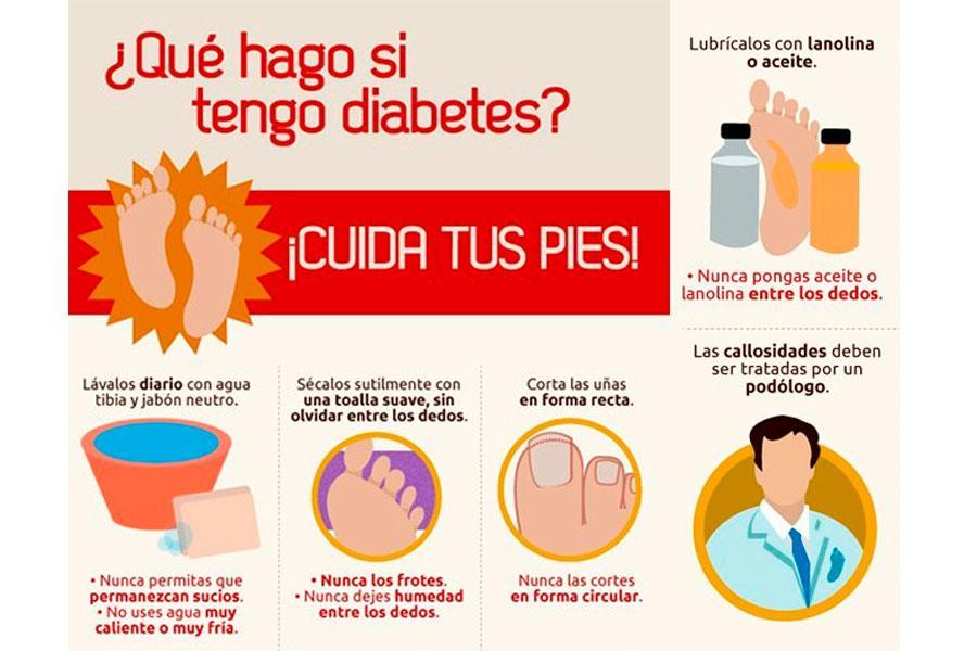 Cuidado del paciente con diabetes