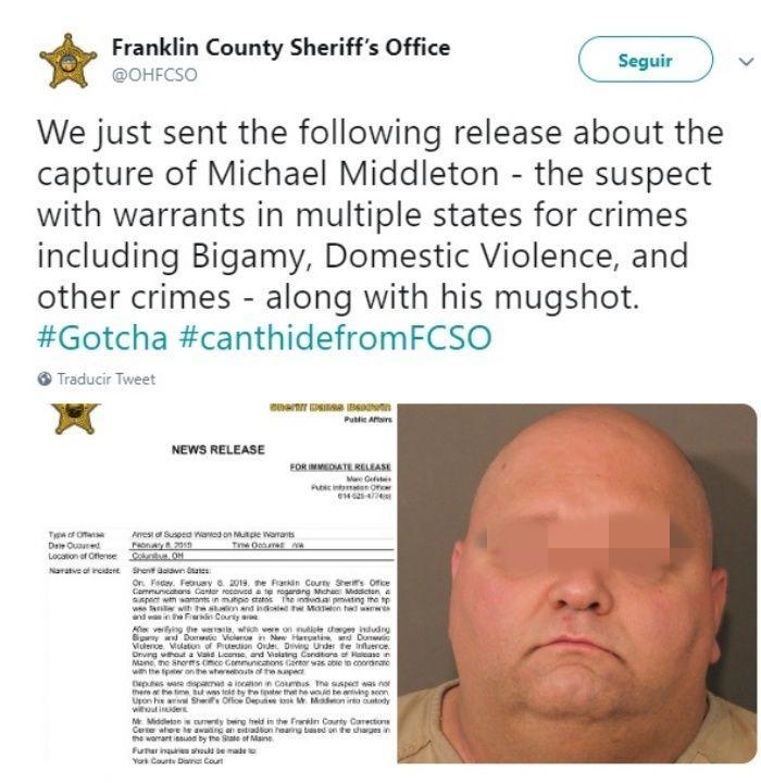 Michael Middleton viral