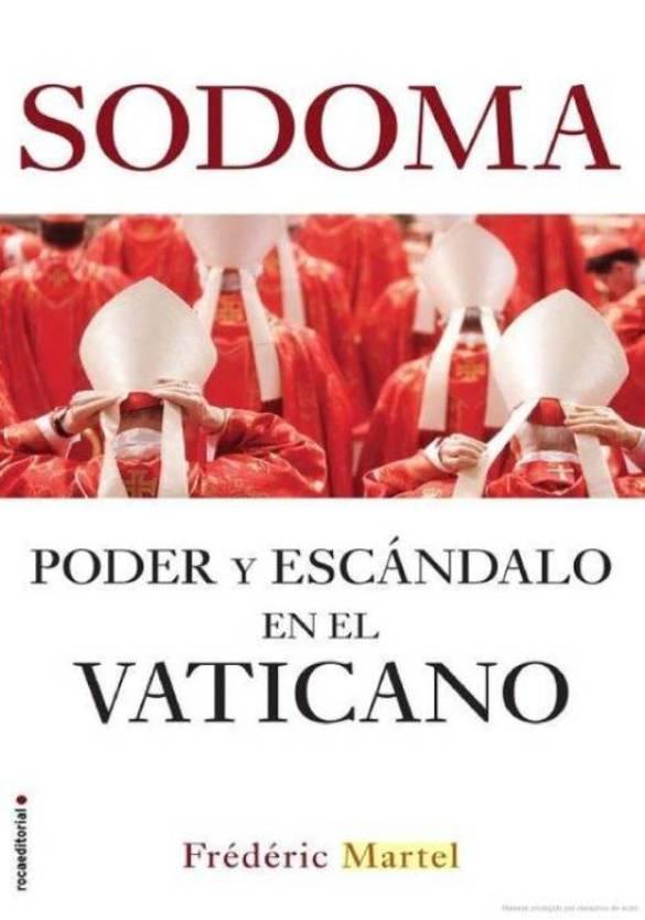 libro somo la homosexualidad en el Vaticano