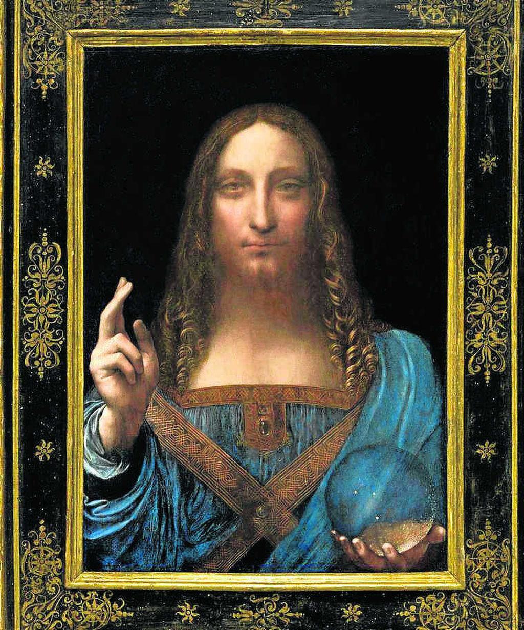 Pintura podría no ser de Leonardo Da vinci