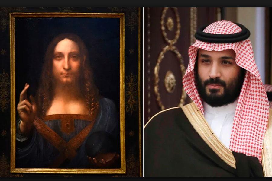 Pintura Salvator Mundi podría ser falsa