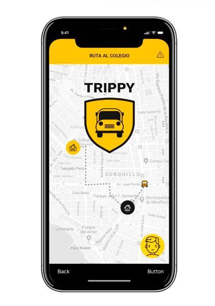 App de movilidad escolar