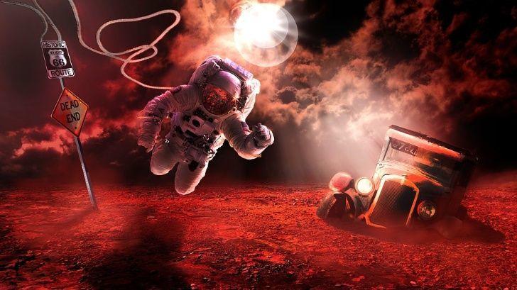 Marte viral
