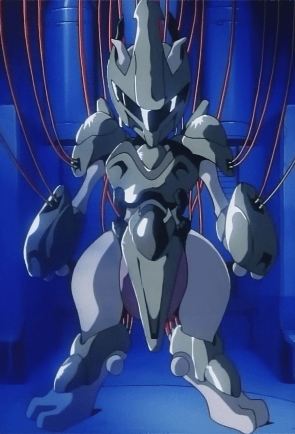 Mewtwo Armored