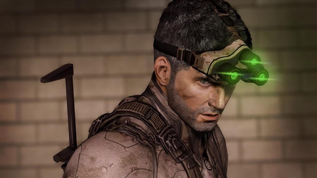 Sam Fisher, Día del Padre